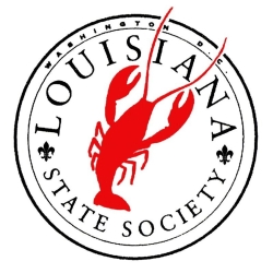 Louisiana State Society of Washington, DC logo